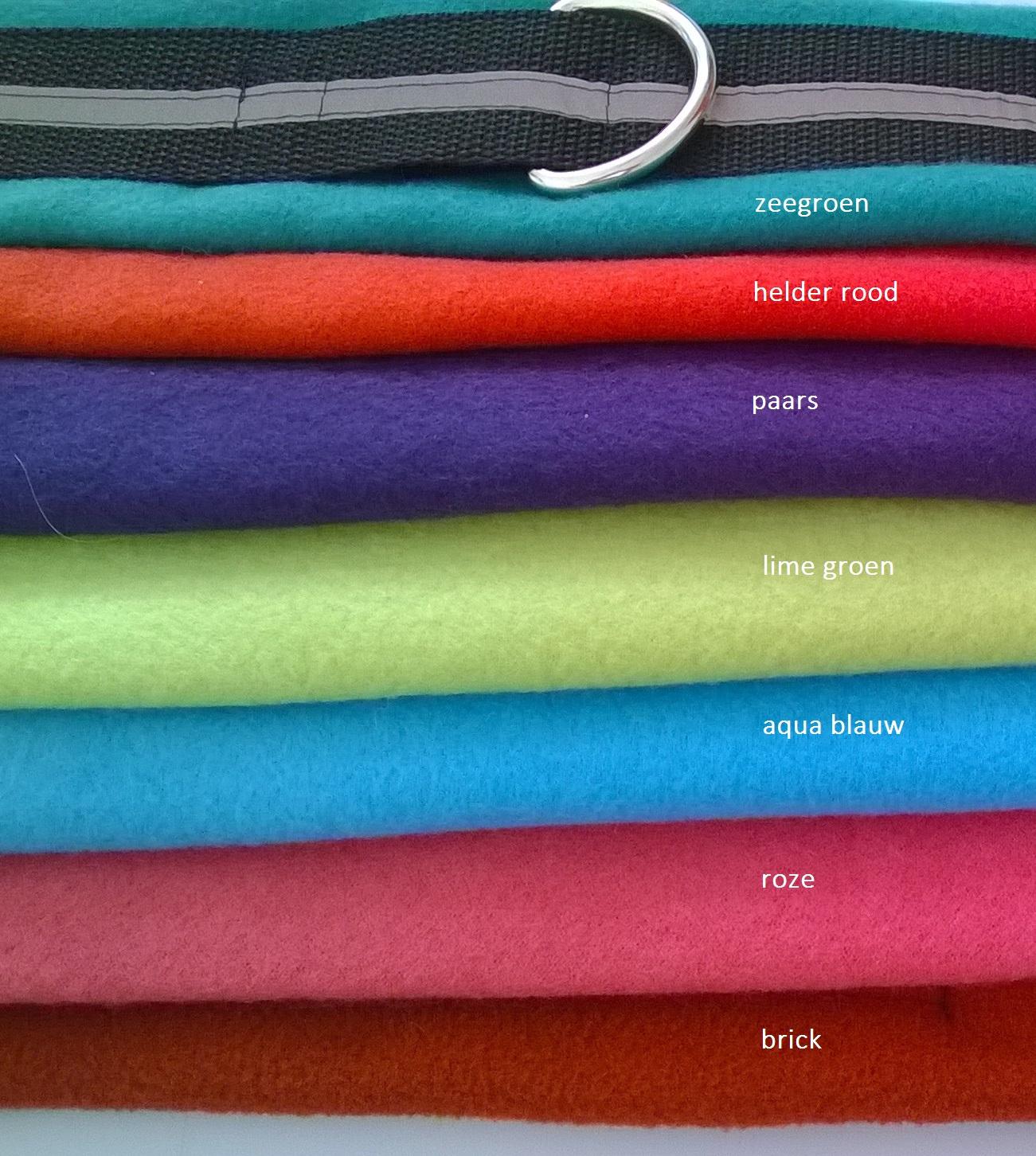 kleuren heupband